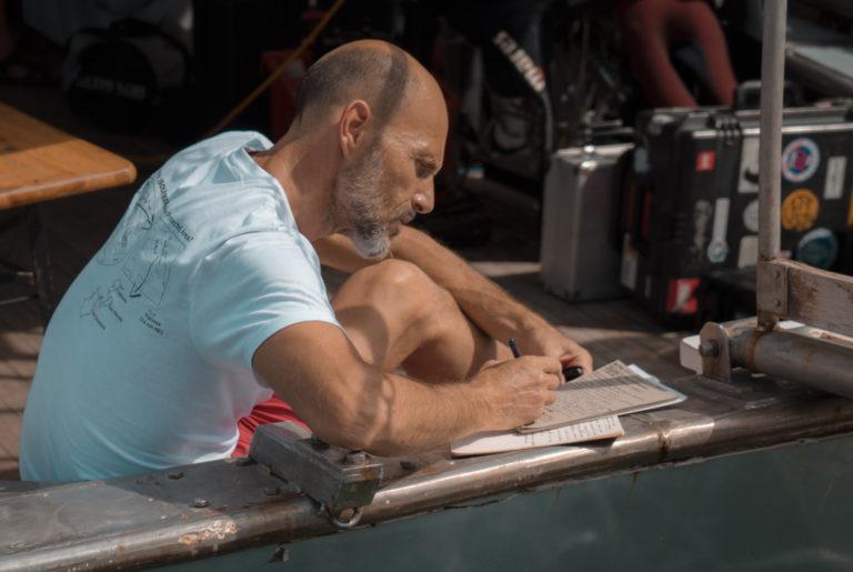 flavio_oliva_director_filmmaker_documentarist_black_coral_isole_tremiti